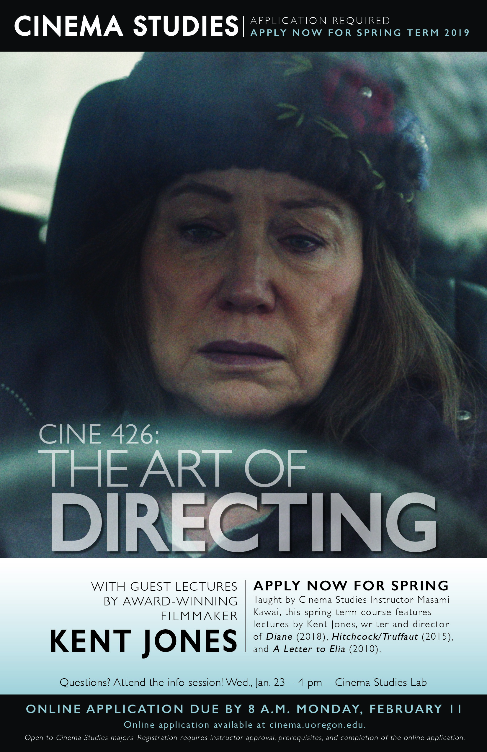 Art of Directing 2019