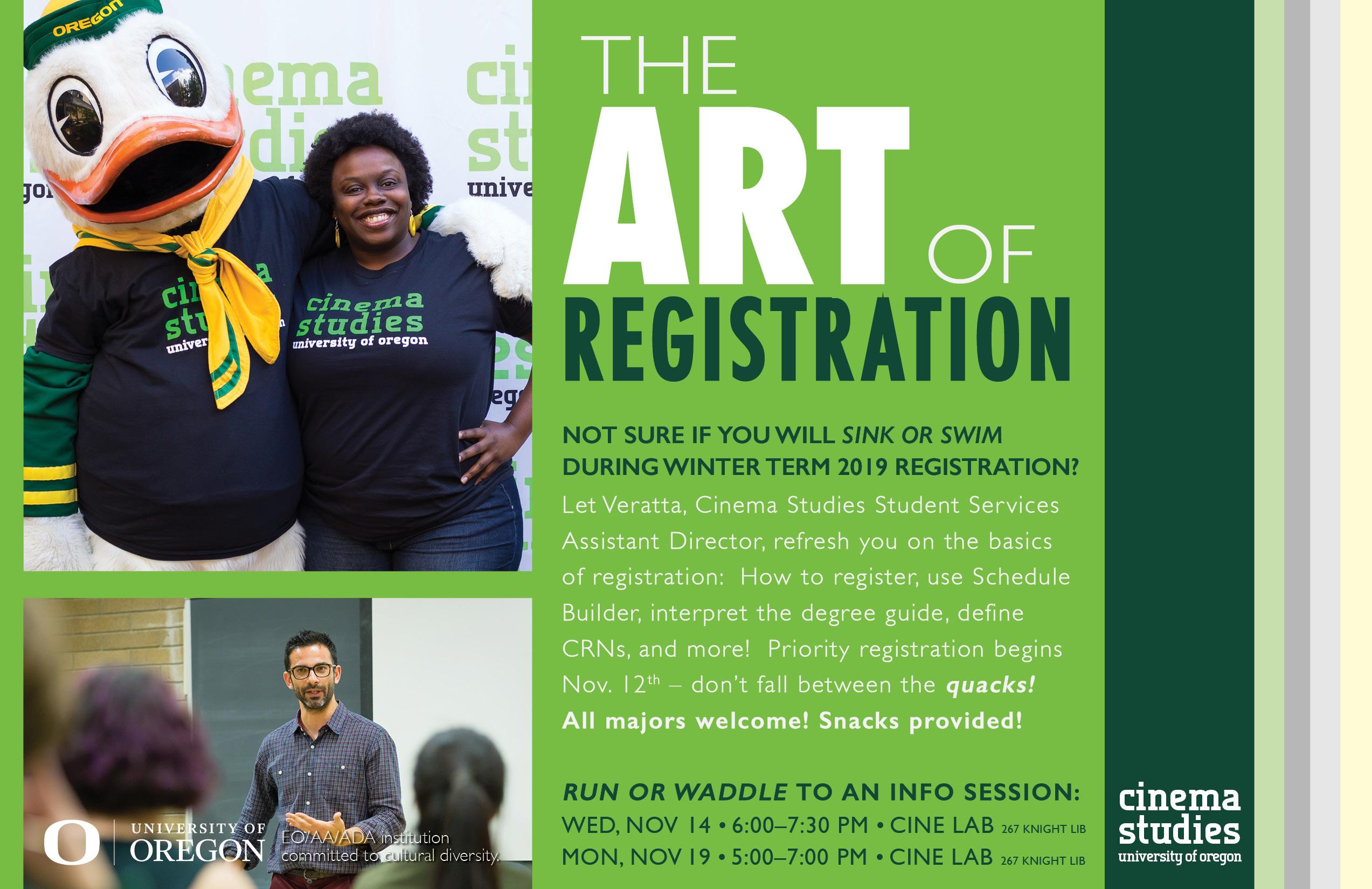 Art of Registration