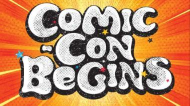 Comic Con Begins