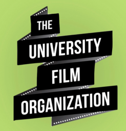 University Film Organization Logo
