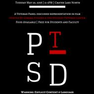 PTSD Event Poster