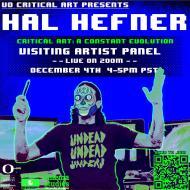 UO Critical Art Presents Hal Hefner