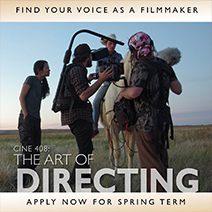 Art of Directing Poster
