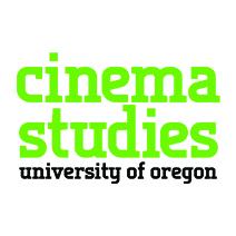 Logo for University of Oregon Department of Cinema Studies