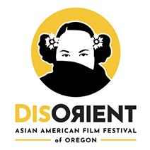 DisOrient Film Festival Logo