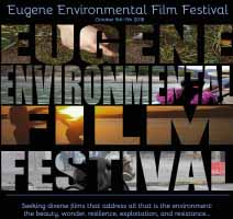 Eugene Film Festival Call for Entries Poster