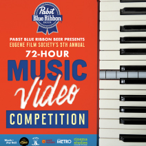 Eugene Film Society 72-Hour Music Video Competition