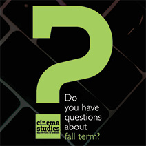 Do you have a question about fall term