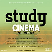 Fall Term Course Poster 2019