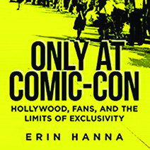 Only at Comic Con book cover