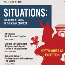 Situations: Cultural Studies in the Asian Context