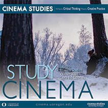 Study Cinema Winter Term 2021