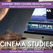 Summer course poster
