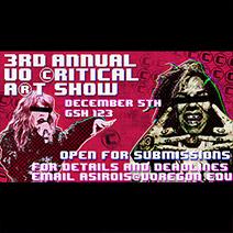 UO Critical Art Show