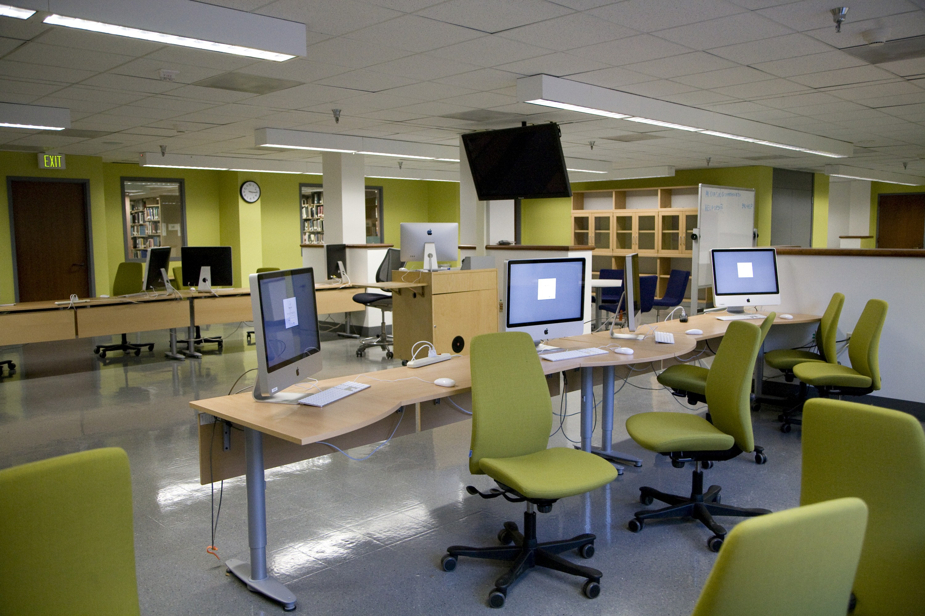 Multimedia Classroom Design ~ Multimedia center cinema studies