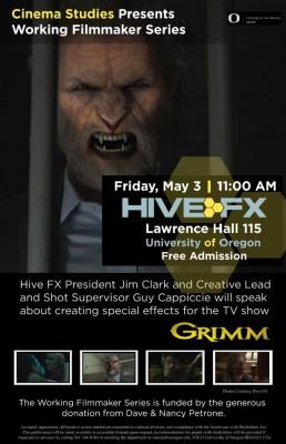 Working Filmmakers Presents Hive FX