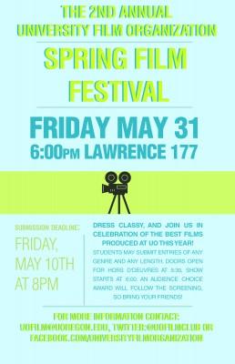 UFO Film Fest Poster