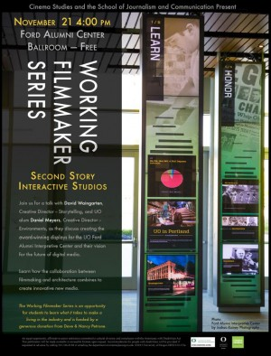 Second Story Poster