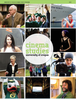 Cinema Studies Magazine 2014