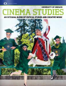 Cinema Studies Magazine 2015
