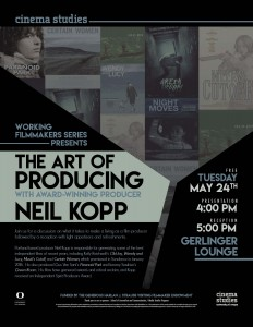 Art of Producing Poster