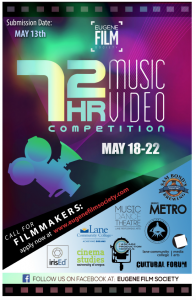 EFS 72 Hour Music Video Competition