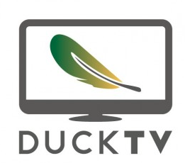 Duck TV Logo